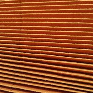 Phenolic resin filter paper