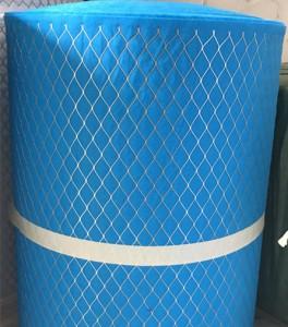Synthetic polypropylene laminate media roll