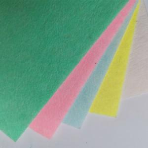 Plastic Frame Air filter Media