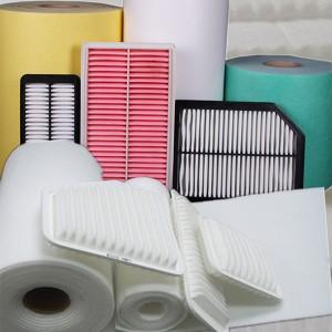 قاب پلاستیکی فیلتر هوا رسانه